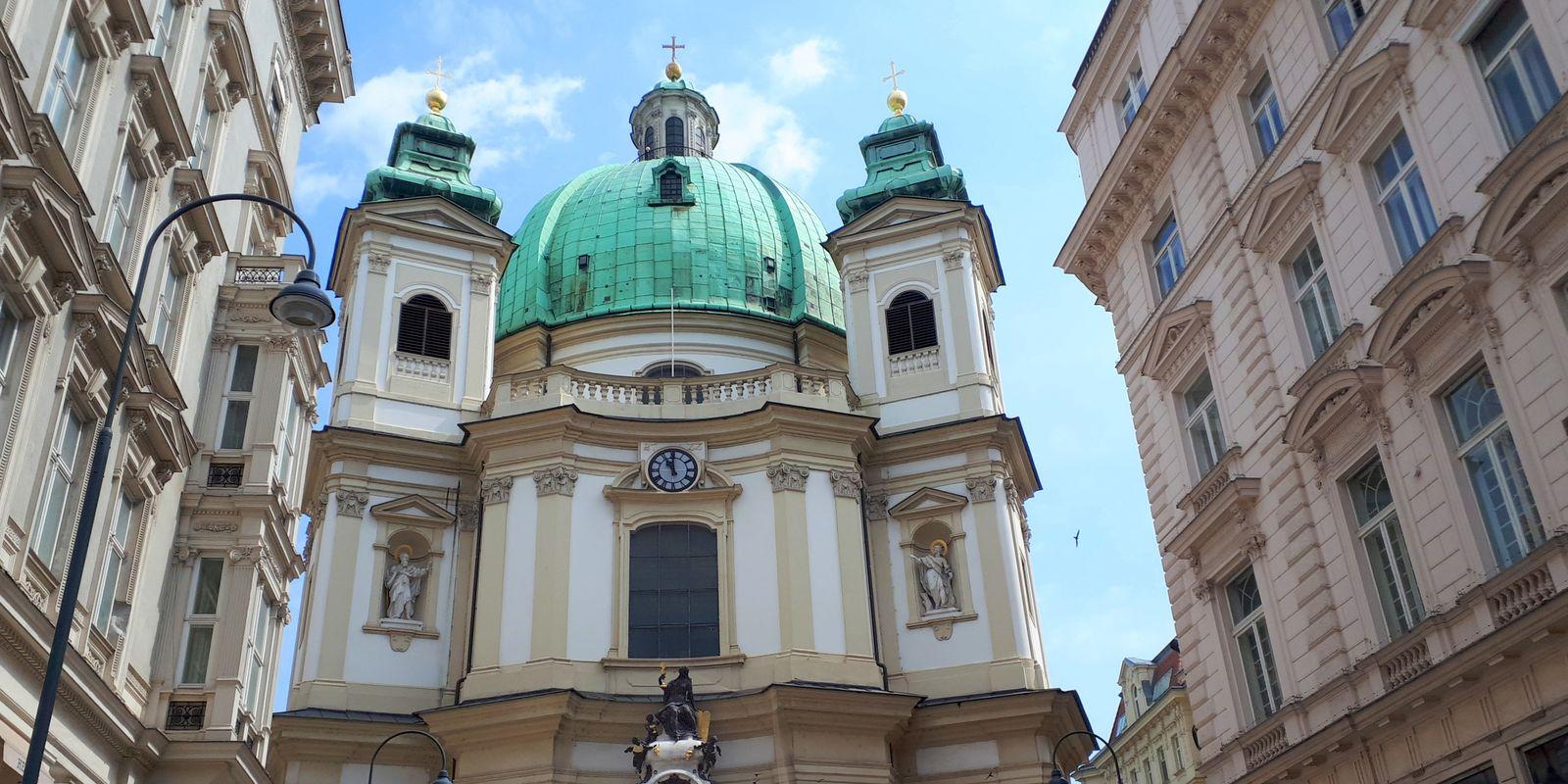 Peterskirche | pixabay.com/Federlos
