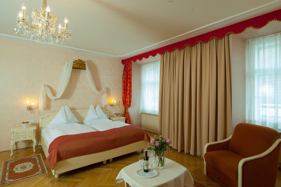 Familienzimmer - Pertschy Palais Hotel