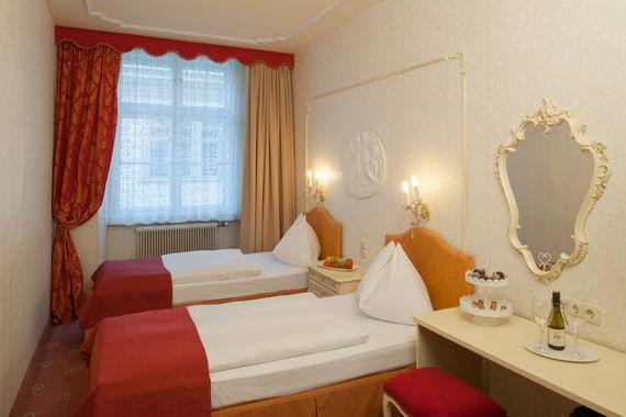 Classic Doppelzimmer - Pertschy Palais Hotel