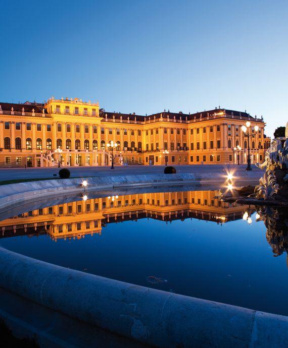 Schloss Schönbrunn | ©WienTourismus/Peter Rigaud